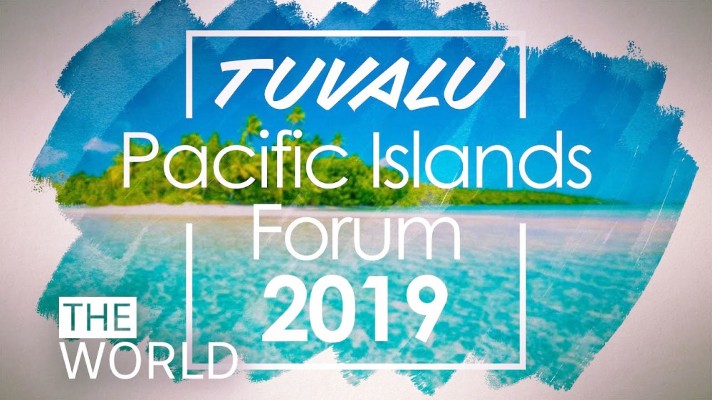 Tuvalu a tiny nation taking on Australia and the world to fight climate change The World